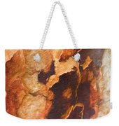 Tree Bark Collection # 50 Weekender Tote Bag
