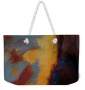 Tree Bark Collection # 51 Weekender Tote Bag