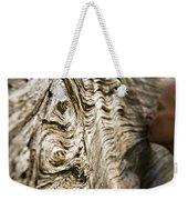 Tree Bark Weekender Tote Bag