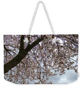 Tree Blossoms Landscape 11 Spring Blossoms Art Prints Giclee Sky Storm Clouds Weekender Tote Bag