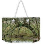 Tree Cannon Weekender Tote Bag