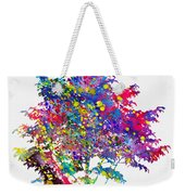 Tree-colorful Weekender Tote Bag
