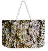 Tree Trunk Detail Weekender Tote Bag