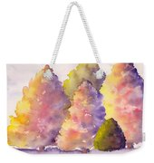 Tree Family Weekender Tote Bag