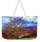 Tree Fan Weekender Tote Bag