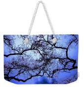 Tree Fantasy In Blue Weekender Tote Bag