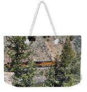 Tree Framed Engine Weekender Tote Bag