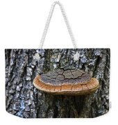 Tree Fungus 4 Weekender Tote Bag