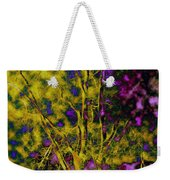 Tree Glow Weekender Tote Bag