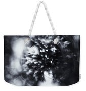 Tree Implosion Weekender Tote Bag