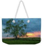 Tree Impression Weekender Tote Bag