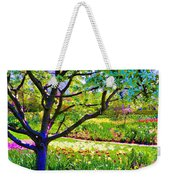 Tree In Spring Weekender Tote Bag