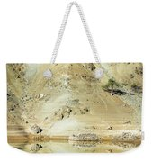 Tree In The Desert Weekender Tote Bag