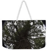 Tree In The Round Weekender Tote Bag