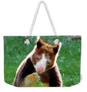 Tree Kangaroo Weekender Tote Bag