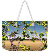 Tree Leaves Weekender Tote Bag