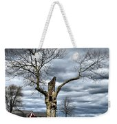 Tree Man Weekender Tote Bag