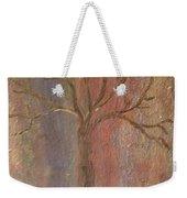 Tree - Metallic 1 Weekender Tote Bag