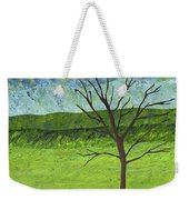 Tree No Leaves Weekender Tote Bag