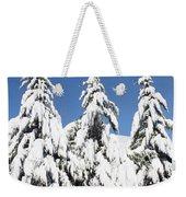 Tree-o Of Evergreens Weekender Tote Bag