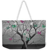 Tree Of Butterflies  Weekender Tote Bag