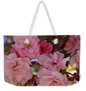 Tree Of Flowers Weekender Tote Bag