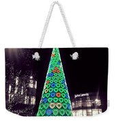 Tree Of Hearts In Green 2 Weekender Tote Bag