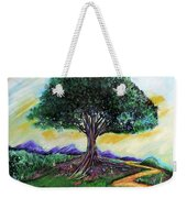Tree Of Imagination Weekender Tote Bag