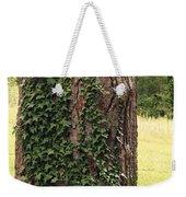 Tree Of Ivy Weekender Tote Bag