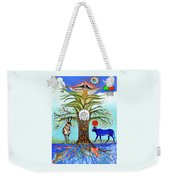 Tree Of Life #5 Weekender Tote Bag
