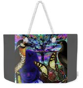 Tree Of Life  A W A K E N I N G Weekender Tote Bag by Joseph Mosley