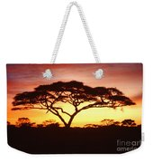 Tree Of Life Africa Weekender Tote Bag