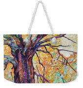 Tree Of Life And Wisdom   Weekender Tote Bag