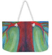 Tree Of Quiet Weekender Tote Bag