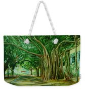 Tree Old Guy Weekender Tote Bag