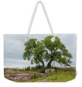 Tree On A Hill 2 Weekender Tote Bag