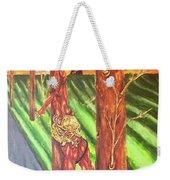 Tree Perspective Weekender Tote Bag