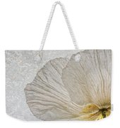 Tree Poppy Weekender Tote Bag