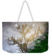 Tree Reflection Upside Down 1 Weekender Tote Bag