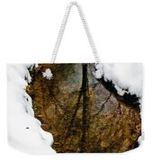 Tree Reflections Weekender Tote Bag