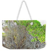 Tree Rock And Life Weekender Tote Bag