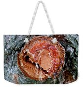 Tree Sap Weekender Tote Bag