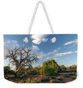 Tree Sky Utah Weekender Tote Bag