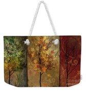 Tree Story Weekender Tote Bag