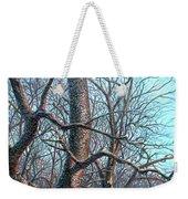 Tree Study Weekender Tote Bag