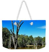 Tree Stumps In Beauty Weekender Tote Bag