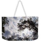 Tree Swirl Weekender Tote Bag