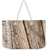 Tree Texture 4 Weekender Tote Bag