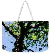 Tree Top Weekender Tote Bag