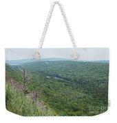 Tree Top Valley Weekender Tote Bag